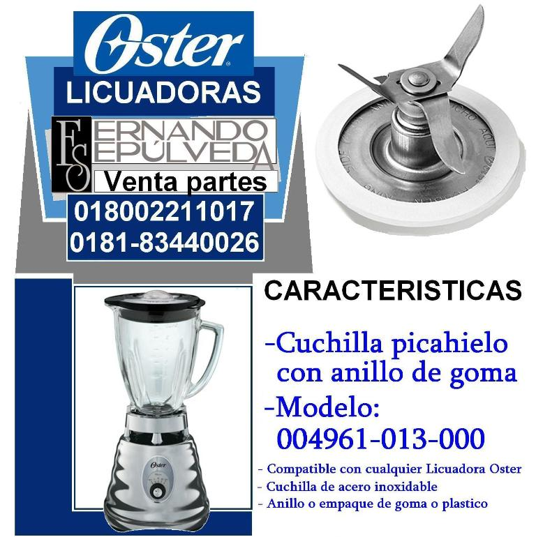 CUCHILLAS NORMAL OSTER.JPG