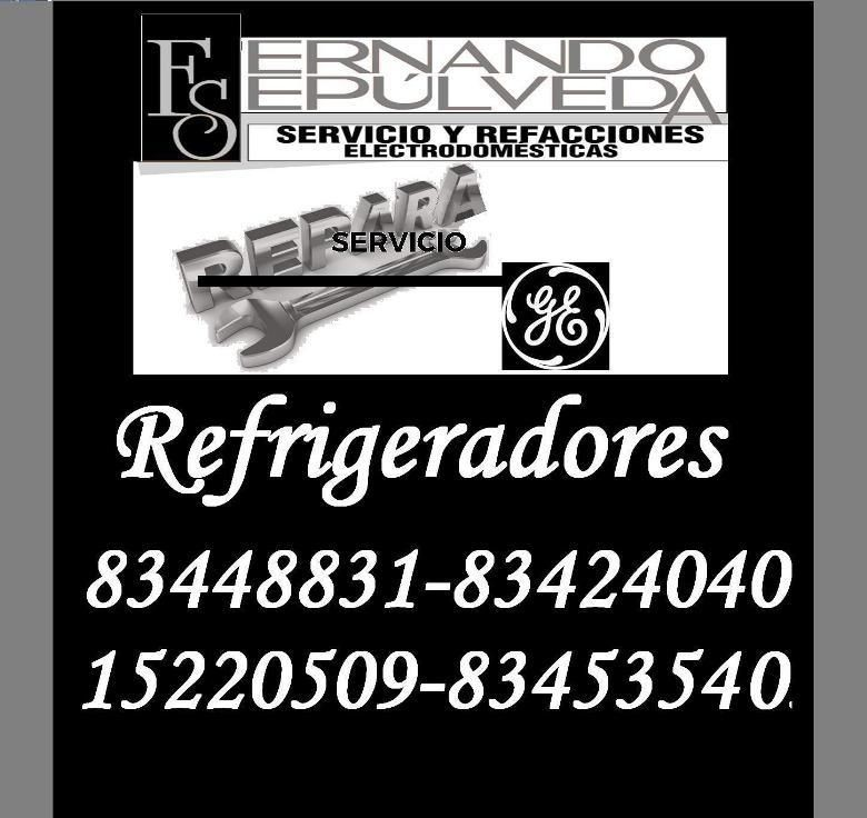 Reparacion de Refrigeradores  General Electric o GE profile