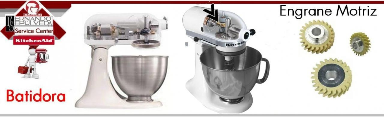 Engrane Motriz Batidora KitchenAid